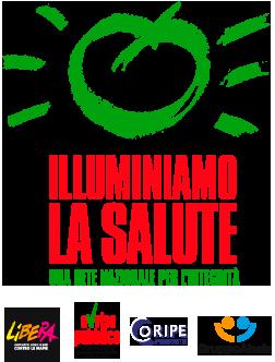 """Ecco il logo dell'associazione legata a """"Libera"""" di Don Ciotti"""