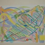 La pittura di Pietro Vitale: anche l'aria ha una memoria