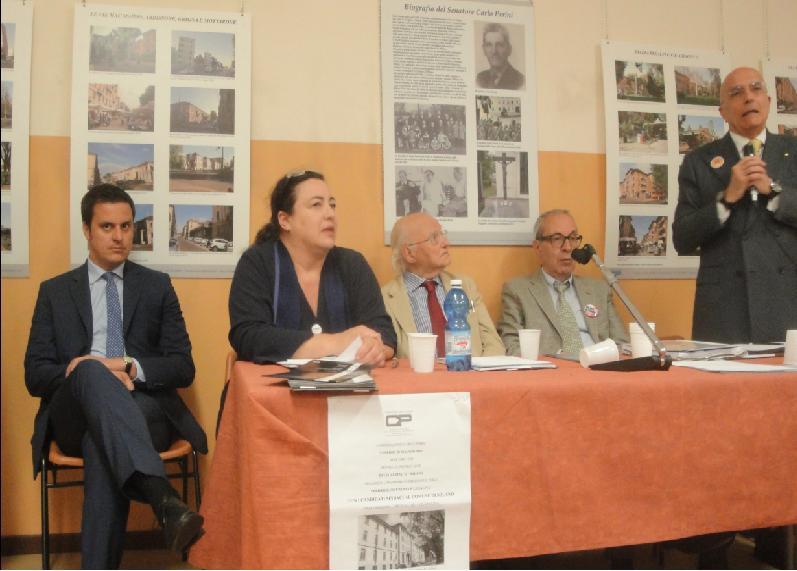 N.Mardegan, P.Bedori, A.Iosa, B.Rizzo e G.Albertini