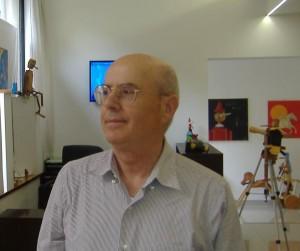 """L'autore di """"Pinocchio ritrovato"""" Savino Roggia"""