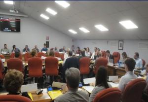 I Consiglieri del Municipio 8