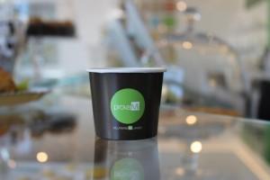 La nuova tazzina da caffé. Bel design ma soprattutto ecosostenibile