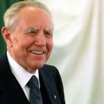 Omaggio all'emerito presidente Carlo Azeglio Ciampi