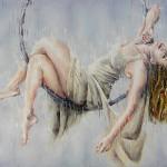 Le donne-mito nella pittura di Cristina Fornarelli