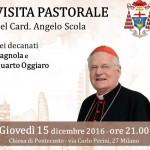 Visita Pastorale del Cardinale Angelo Scola