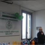 Il presidente Giorgio Mascotto della CVS