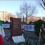 Celebrata la commemorazione dei Martiri della Resistenza del Poligono di Piazzale Accursio