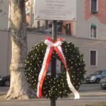 Piazza Prealpi: ricordata la tragica morte del Maresciallo Lino Ghedini