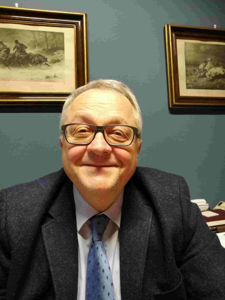 Alfredo Sozzi, Consigliere Provinciale dell'ANACI