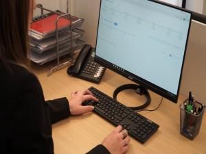 Alcune fasi di installazione e controllo dei dispositivi di contabilizzazione dei consumi energetici