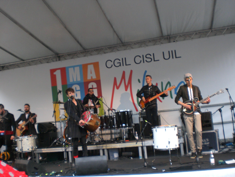 La musica dopo la manifestazione