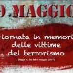 Giorno della memoria dedicato alle vittime del terrorismo