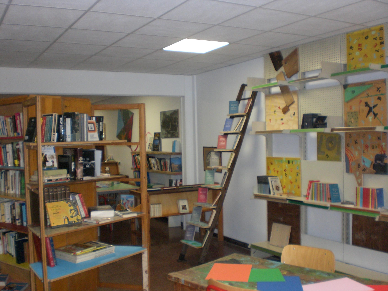 inaugurazione della biblioteca di quartiere presso la