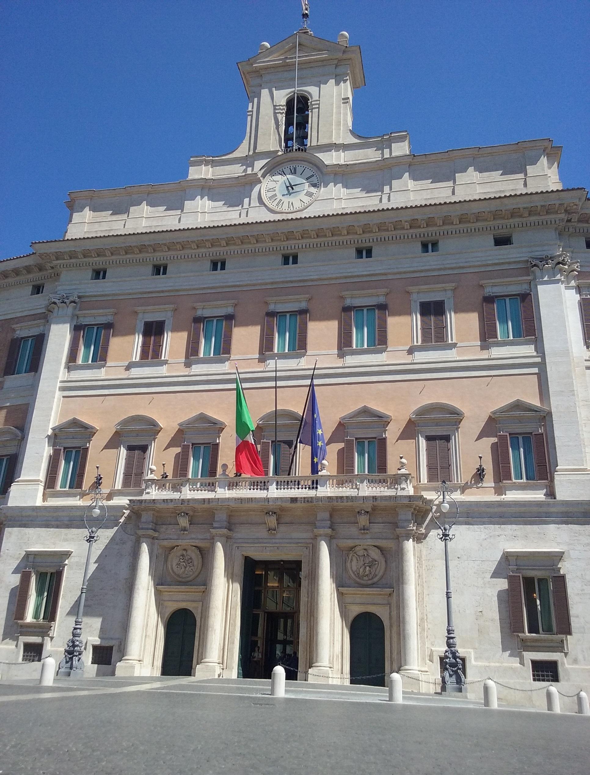 Il municipio 8 di milano e le associazioni sociali e for Camera dei deputati