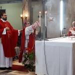 Il futuro Arcivescovo di Milano all'Istituto Palazzolo