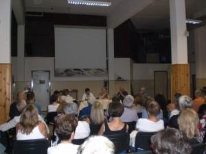 Il pubblico partecipante