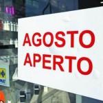 AGOSTO A MILANO: MEGLIO CON L'APERTURA DEI NEGOZI?