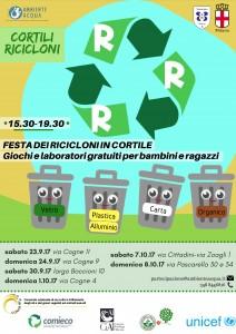 LOC. Cortili Ricicloni