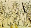 L'ARCIVESCOVO ARNOLFO II E OTTONE III DI SASSONIA
