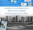 60° anniversario di Quarto Oggiaro e 55° della Fondazione Perini