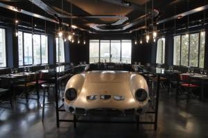 04 Il piano ristorante di Carlo Cracco al piano superiore