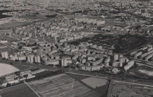 04 Veduta aerea di Quarto Oggiaro degli anni 70