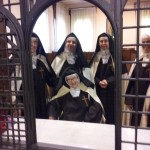 70° anniversario della professione religiosa di Madre Emanuela del Carmelo di Milano