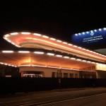 """Inaugurazione di """"Garage Italia"""" in piazzale Accursio"""