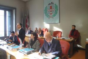 Intervento del presidente Municipio 9 G. Lardieri