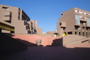 Particolare interno del complesso Monte Amiata con l'anfiteatro
