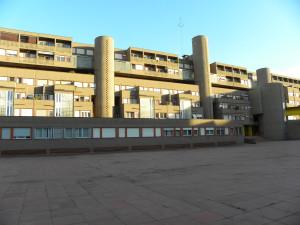 Edifici interni del complesso Monte Amiata