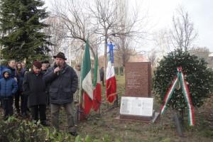 Intervento del partigiano Giovanni Marzona