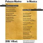 """PARTE LA NUOVA STAGIONE DI """"PALAZZO MARINO IN MUSICA"""""""