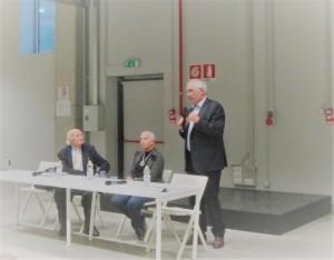 Intervento di G. Grassi,con M. Fida Moro e A. Iosa - 4 novembre 2016