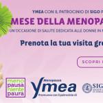 """Il """"Mese della Menopausa"""", un'occasione di salute per le donne"""
