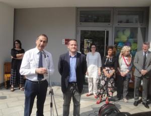Intervento del sindaco Giuseppe Sala