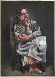 Picasso Pablo (dit), Ruiz Picasso Pablo (1881-1973). Paris, musée national Picasso - Paris. MP67.