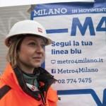 LAVORI M4: NOTEVOLI DIFFICOLTA' PER I COMMERCIANTI