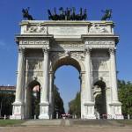 Arco della Pace stasera e giovedì 19 apertura gratuita al pubblico