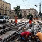 ATM: SOSTITUZIONE BINARI IN CITTA'