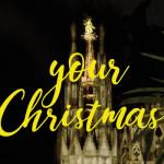 """""""YOUR CHRISTMAS"""": MILANO SI PREPARA PER IL NATALE"""