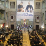 L'Arcivescovo Mario Delpini visita l'Istituto Palazzolo di Milano