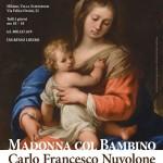 """Villa Scheibler espone la """"Madonna col Bambino"""" di Nuvolone"""