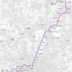 IL PROLUNGAMENTO DELLA M5 (LINEA LILLA)