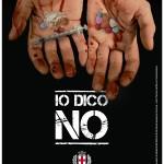 """""""IO DICO NO"""": PARTE LA CAMPAGNA DEL COMUNE CONTRO LA DROGA"""