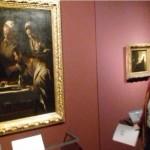 Caravaggio e Rembrand: due cene con lo straniero