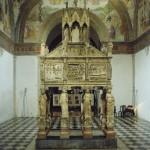 CAPPELLA PORTINARI: IL SEPOLCRO DI SAN PIETRO MARTIRE