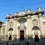 La straordinaria Sala Capitolare in Santa Maria della Passione