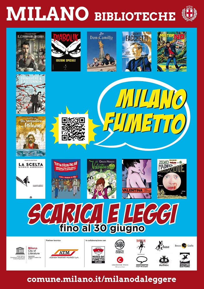Milano da leggere 2