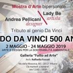 LEONARDO DA VINCI 500 ANNI DOPO – Tributo al genio Da Vinci